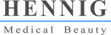 Logo Hennig Medical Beauty